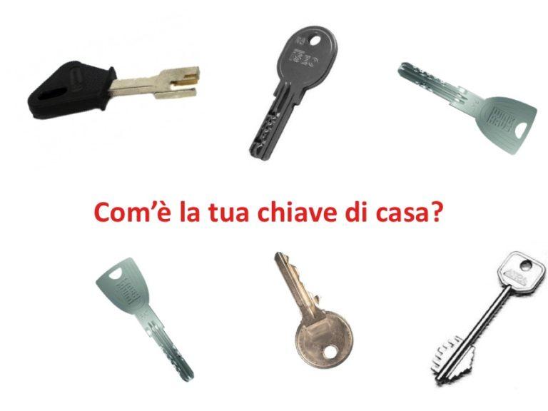 Come aprire la porta blindata senza chiavi