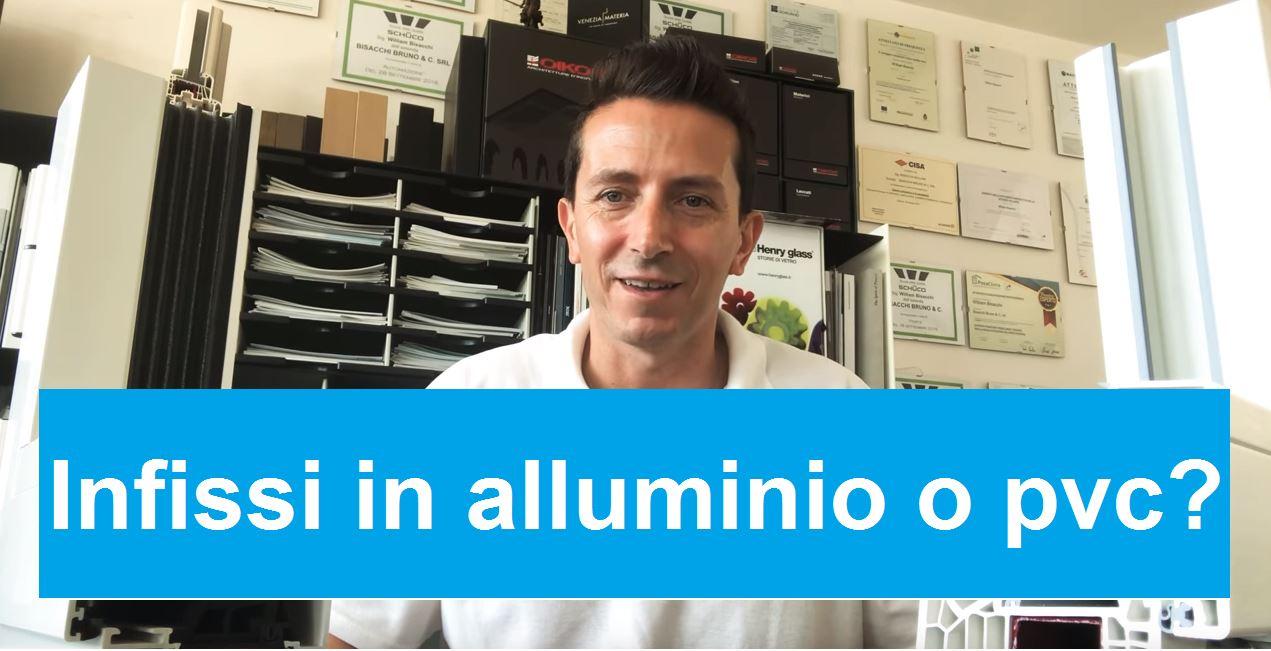 Serramenti In Alluminio O Pvc pvc o alluminio: quali sono gli infissi migliori?