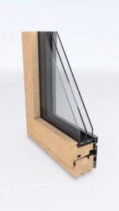 infisso legnoalluminio cesena