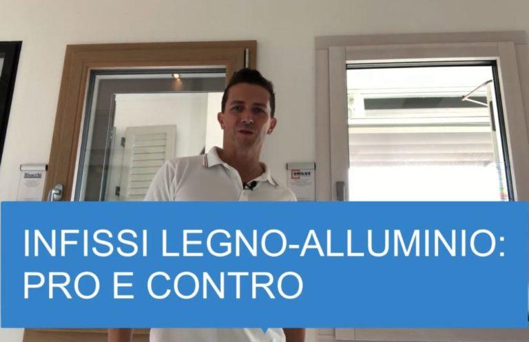 L'infisso in Legno alluminio – Scopri i Pro e Contro