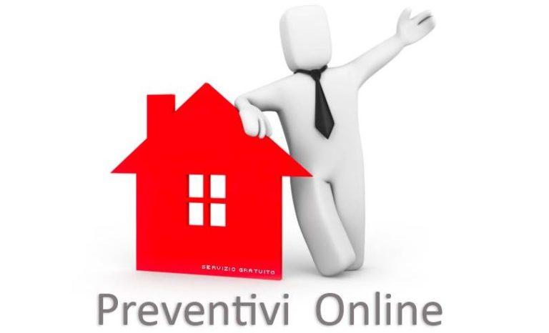 Preventivi infissi online – perché è l'errore più grande che potresti fare?