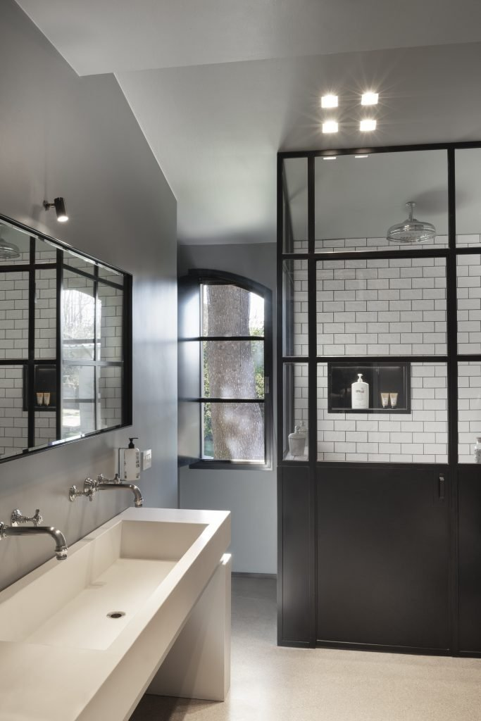 bagno industrial chic