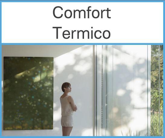 Comfort termico